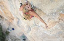 Hazel Climbing