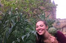 Lucy Nacson-Jones, Castle Garden apprentice 2014